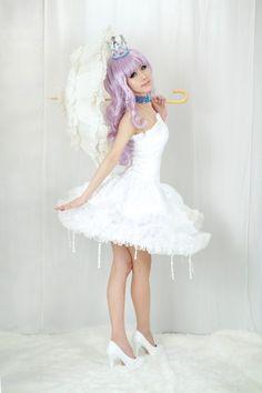 Princess jellyfish - A girl dressed as a boy dressed as a girl? Kawaii Cosplay, Cute Cosplay, Best Cosplay, Cosplay Girls, Cosplay Costumes, Anime Cosplay, Cosplay Ideas, Amazing Cosplay, Costume Ideas