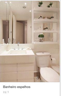 home and decoration Bathroom Renos, Bathroom Layout, Bathroom Interior, Small Bathroom, Ideas Baños, Design Case, Bathroom Inspiration, Sweet Home, New Homes