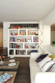 Mélange de style dans un Loft Parisien