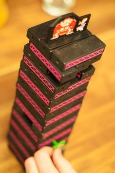 Jenga Donkey Kong. Great example of something to #taymai. Join the conversation #gaming #merchandise
