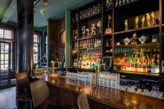lion noir bar restaurant, amsterdam