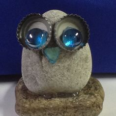 # Stone Owl with stones Stone Owl . # Stone Owl - Stone owl … owl with stones Stone owl … owl - Crafts To Make, Arts And Crafts, Homemade Crafts, Rock Sculpture, Garden Sculpture Art, Sculpture Ideas, Deco Nature, Rock Painting Designs, Owl Crafts