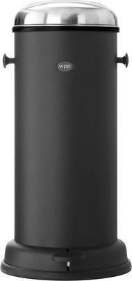 Pedalspand 18 l. sort fra Vipp – Køb online på Magasin.dk - Magasin Onlineshop - Køb dine varer og gaver online pid=VA6114538-00000001_061 null