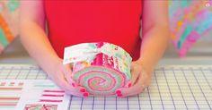 Website: http://fatquartershop.com FREE Jelly Roll Jam Quilt Pattern: http://www.fatquartershop.com/free-quilt-pattern-jelly-roll-jam-free-quilt-pattern Jell...