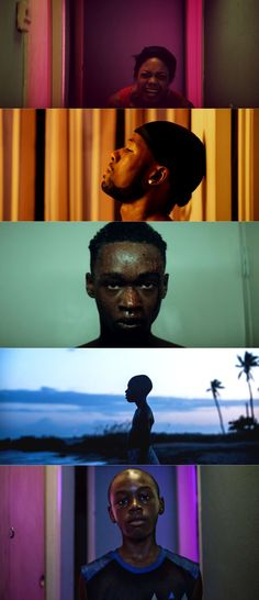 Moonlight (2016) Cinematography by James Laxton #VideoMaker