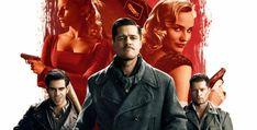 Bękarty wojny (2009) Inglourious Basterds Amerykańscy żołnierze o żydowskim pochodzeniu przebywający we Francji planują dokonać zamachu na Hitlera.