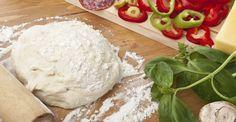 La recette de la pâte à pizza