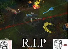 League Of Legends R.I.P Teemo #ultimates