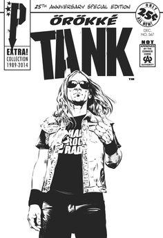 tankcsapda - Google keresés Love Rocks, Rock Music, Rock N Roll, Bands, Author, Posters, Comics, My Love, My Style