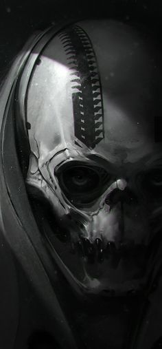 Skeletor-ish, Jeff McAteer on ArtStation at https://www.artstation.com/artwork/skeletor-ish