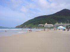 Praia Costao do Santinho - Florianopolis