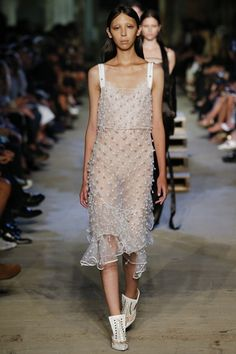 Givenchy New York Fashion Week Ready To Wear SS'16
