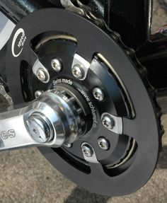Schlumpf-Equipped White Industries Cranks