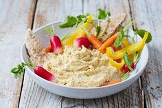 Jamie's Food Revolution ambassadors show us their twists on Jamie's simple houmous recipe
