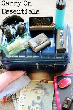 What to Pack in Your Carry On For a Long Haul Flight