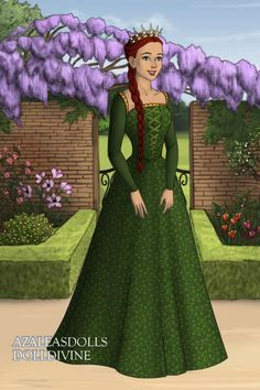 Princess Fiona in Shrek the Musical
