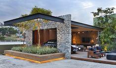 British Architecture, Contemporary Architecture, Architecture Design, Villa Design, Modern House Design, Mid Century Exterior, Wooden Facade, Swedish House, Forest House