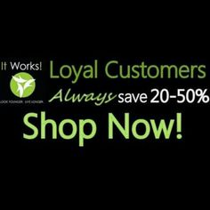 #itWorks #iAmAnItWorksDistributor #loyalCustomerProgram #loyalCustomersNeeded #sales #discounts #perks #shopNow #pregnancySafe #botanicOrganicNaturalProducts  Check Out My Website At raeanna.myitworks. com