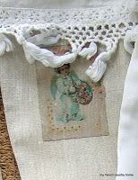 Love these vintage fabrics from French Country Brocante!