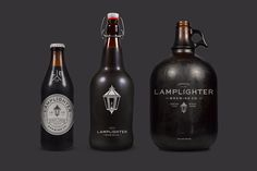 Lamplighter Brewing Co. on Behance