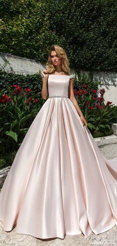 Crystal Design 2018 Wedding Dress