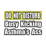 Everything can trigger your asthma, find your triggers, it will help you to control your asthma