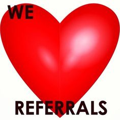 Over 80% of our business comes from your referrals!  We couldn't do it without…