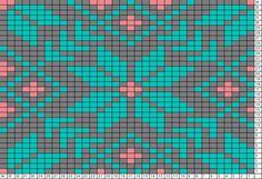 Tricksy Knitter Charts: fair isle 12 (50830)