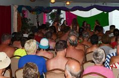 A radio play version of The Vagina Monologues performed during the 2013 FCN/FQN Canadian Naturist Festival at Bare Oaks Family Naturist Park. Plus Felicity talks about a recent NBC News story about attracting youth and whether teens should tell others that they are naturists.
