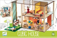 Cubic House by Djeco