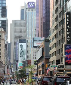 Broadway - New York City | Dan Susek | Flickr
