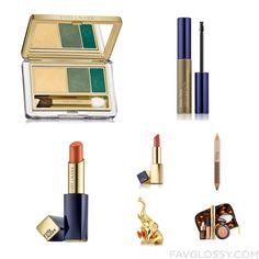 Makeup Update With Estée Lauder Eyeshadow Eyebrow Cosmetics Estée Lauder Lipstick And Eau De Perfume From September 2016 #beauty #makeup