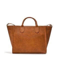 SHOPPER BAG - Large handbags - Handbags - TRF - ZARA United States