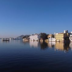 Udaipur, India Udaipur India, Opera House, River, Building, Photography, Outdoor, Outdoors, Photograph, Buildings