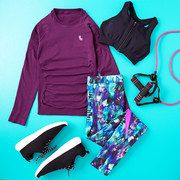 Take a look at the activewear debut | Lupo event on #zulily today!