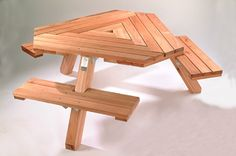 DIY Outdoor Furniture | How To Build Outdoor Furniture – Blueprints PDF DIY Download How To ...