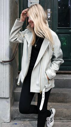 Wish list: Stine Goya Iris leather jacket | Fredes Blog