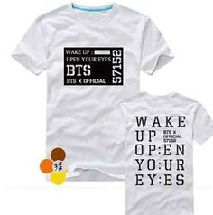 BTS-Tokyo-Concert-T-Shirt-Wake-Up-New-Shirt-Mens-Womens-Tanktop-Tee-XXXL-Tops