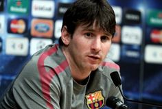 Lionel Messi Interview HD Wallpaper