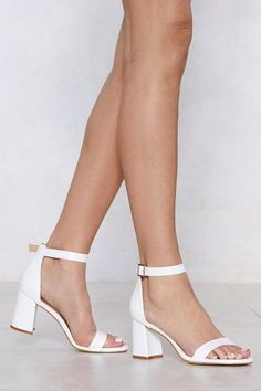 Love Will Tear Us Two-Part Sandal Suede Heels ff8f3aaad