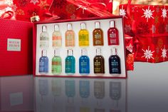 12pc Molton Brown Gift Set