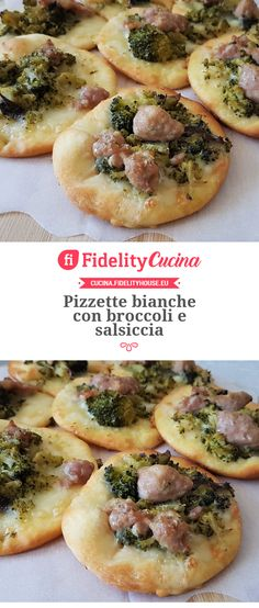 Beer Recipes, Pasta Recipes, Cooking Recipes, Pasta Con Broccoli, Focaccia Pizza, Buffet, Foods With Gluten, Finger Foods, Italian Recipes