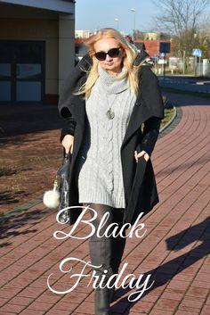 Babooshka Style - Blog modowy: Black Friday - co upolowałam na wyprzedaży?