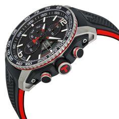 Tissot PRS 516 Extreme Automatic Swiss Black Rubber Chrono T0794272705700