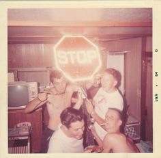 What did teens care about in the 60's? Vintage_polaroids#