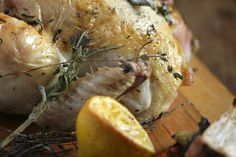 NYT Cooking: Roast Chicken With Lemon