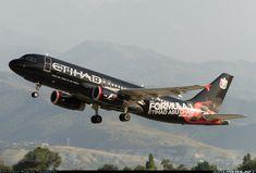 Etihad Airways A6-EIB Airbus A320-232 aircraft picture
