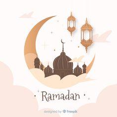 Set of ramadan badges with mosques and ornaments Vector Ramadan Greetings, Eid Mubarak Greetings, Ramadan Wishes, Islamic Gifts, Islamic Art, Tarjetas Ramadan, Fest Des Fastenbrechens, Poster Ramadhan, Decoraciones Ramadan