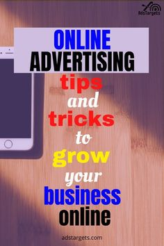 Here are #OnlineAdvertising tips and tricks you can use to grow your business in 2021!