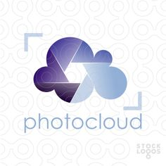Exclusive Customizable Logo For Sale: Photo Cloud | StockLogos.com